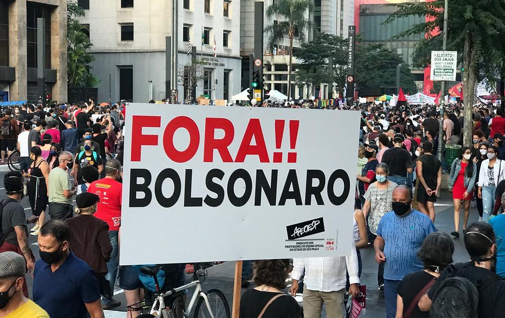 Denúncias de corrupção devem turbinar ainda mais as manifestações/Foto: Reprodução Internet