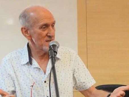 José Affonso: 'Sou um vendedor de sonhos', por Regina Alves