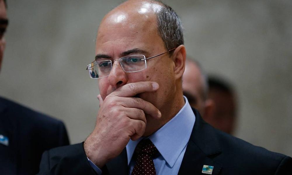 Wilson Witzel/Foto: Agência O Globo