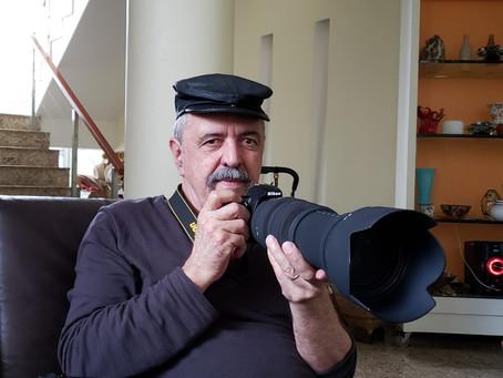Paulo de Carvalho: poeta, maluco e utópico, por Regina Alves