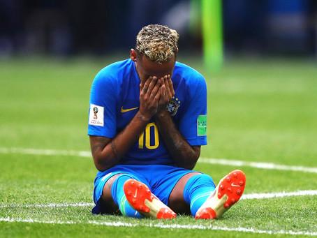 Neymar: 'Mimado, resmungão, dramático e trapaceiro', por Victor Machado