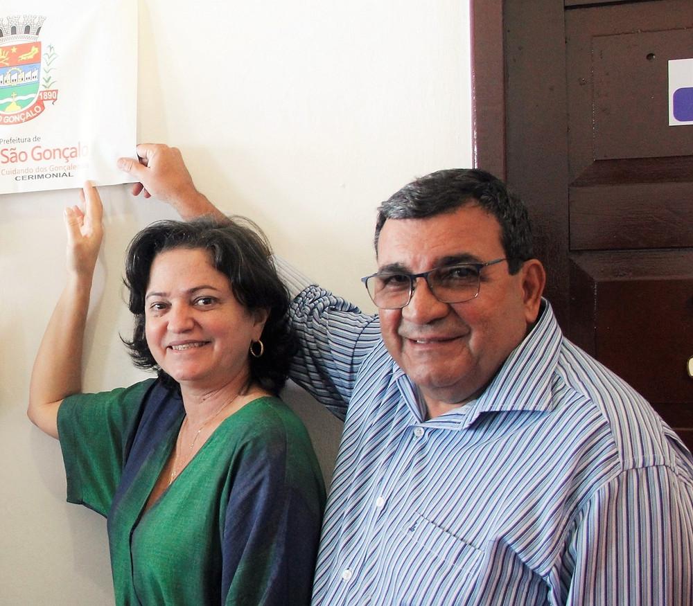 Primeira-dama deu entrada ontem (26) no hospital/Foto: Divulgação