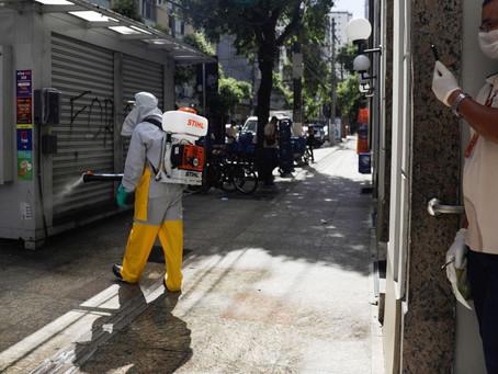 Casos de Covid-19 aumentam e Niterói prorroga isolamento social até final de fevereiro