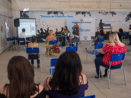 Semed inicia 'Programa Educação e Família' em escolas de São Gonçalo