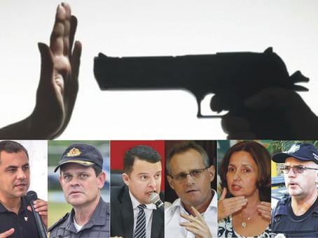 OAB promove debate com a cúpula da segurança pública do RJ
