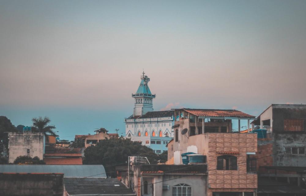 Igreja de NSA das Graças, Porto Velho. Foto: Romário Regis