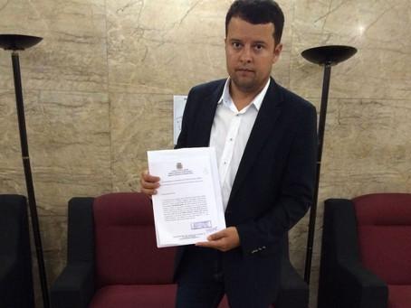 Vereador denuncia Ampla ao Ministério Público Federal