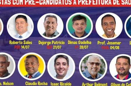 O pré-candidato a prefeito sem propostas, por Mário Lima Jr.