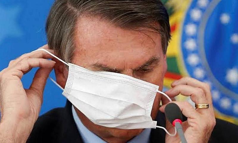 """Bolsonaro criticou, atacou ou desprezou a """"vacina chinesa"""" em pelo menos dez ocasiões - Reprodução"""