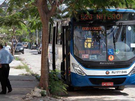 Empresas poderão ser obrigadas a instalar banheiros em pontos finais de ônibus em SG