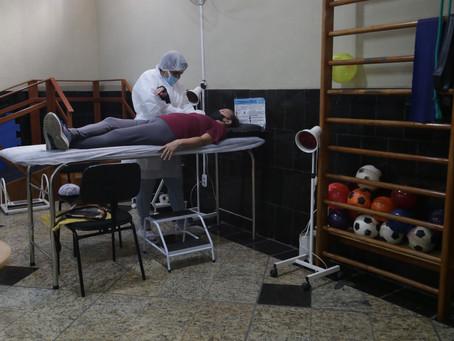 São Gonçalo presta serviço de reabilitação física e intelectual à população