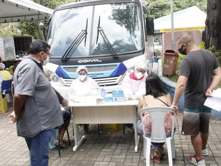 Coronavírus: Prefeitura de São Gonçalo abre novo posto de testagem