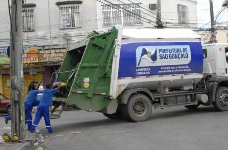 Corri atrás do caminhão de lixo, por Mário Lima Jr.