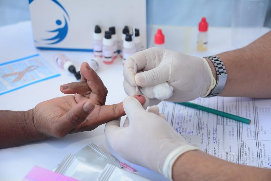 Postos e polos sanitários preparados com os testes/Foto: Divulgação