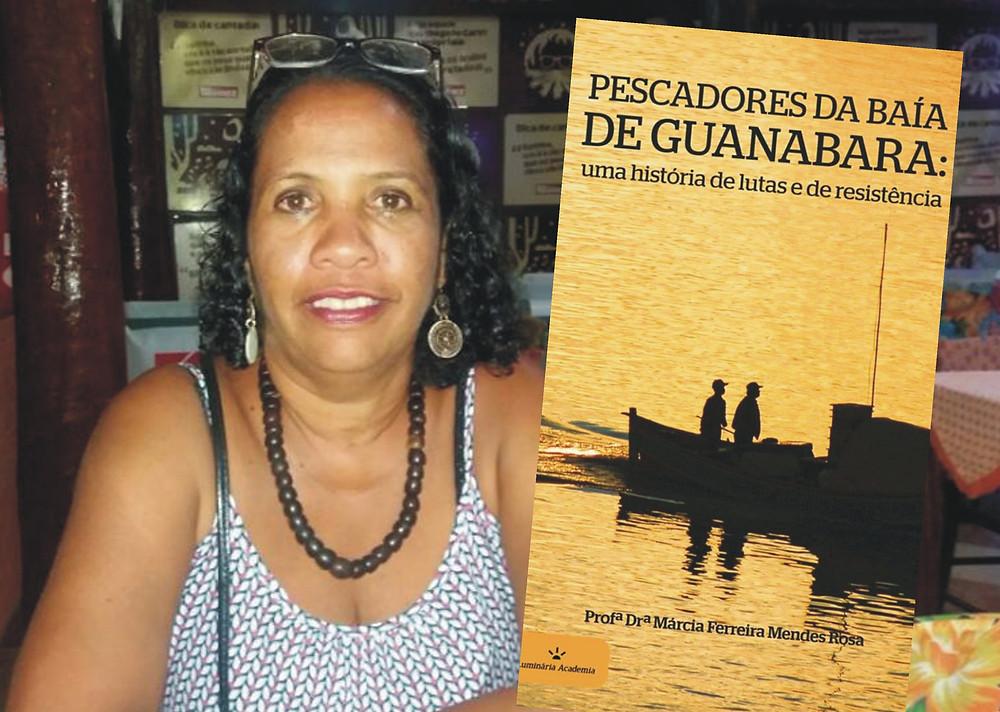 Márcia Ferreira Mendes Rosa é autora do livro
