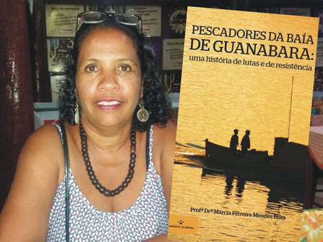 Livro revela história de luta e resistência dos pescadores da Baía de Guanabara