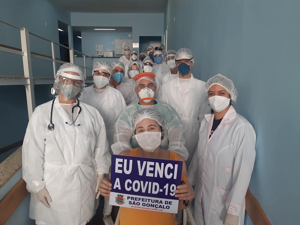 Os pacientes foram tratados no Hospital Luiz Palmier/Foto: Divulgação