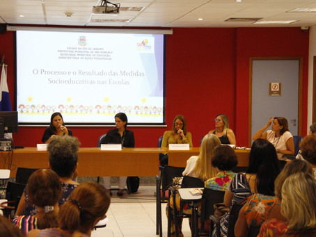 Medidas socioeducativas são tema de debate em São Gonçalo