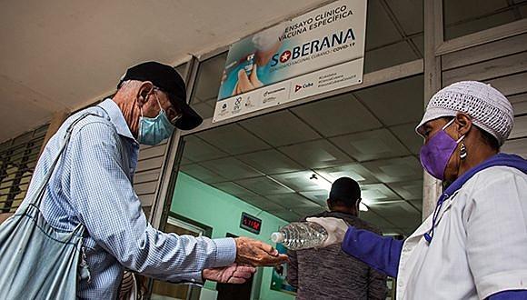O desdobramento da segunda fase de testes da Soberana 02 acontecerá em regiões com maior incidência do vírus na capital Havana. / Abel Padrón / Cubadebate