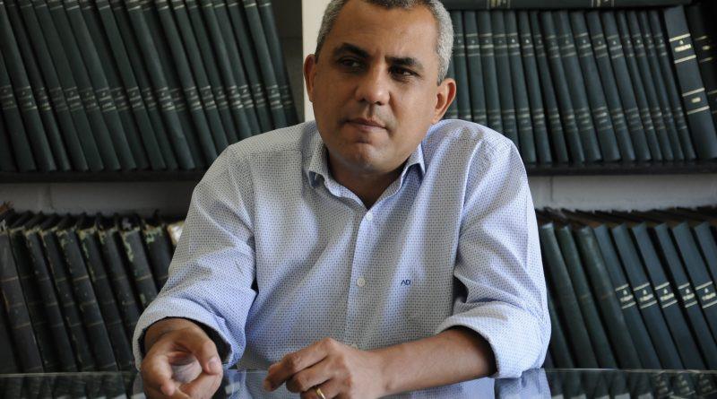 Marlos Costa, secretário de Desenvolvimento Social - Foto Divulgação