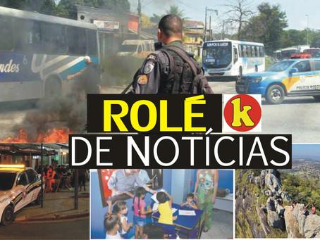 Mototaxistas fazem protestos no Catarina; Ecoturismo no feriadão e muito mais