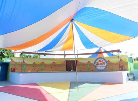 Centro de Tradições Nordestinas, em Neves, aberto no feriadão