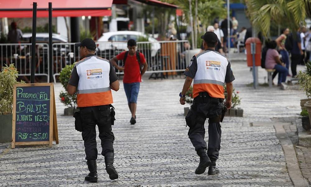 O efetivo do programa chegará a 488 agentes por dia na cidade/Foto: Divulgação