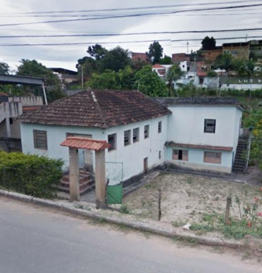Casarão da Legião (antigo ponto da LBV), pertinho da Estrada do Bichinho/Foto: Carlos Geovane