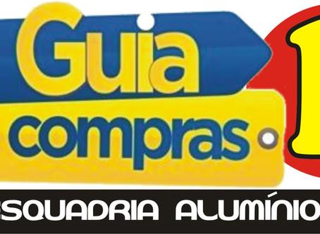 Guia de Compras Daki: Esquadria de Alumínio