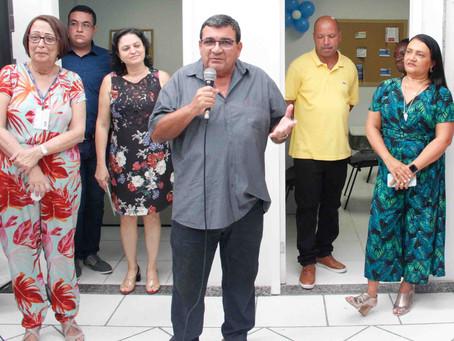 Inaugurado centro especializado para atendimento ao idoso, mulher e pessoas com deficiência