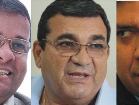 Nanci declara voto em Diney e Altineu é o 'segundo time do coração' do prefeito