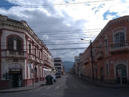 Diário da quarentena: do Equador ao México, por Lourdes Brazil