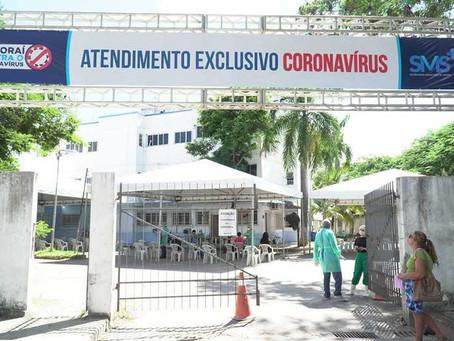 Itaboraí entra em 'bandeira vermelha' por causa de Covid-19