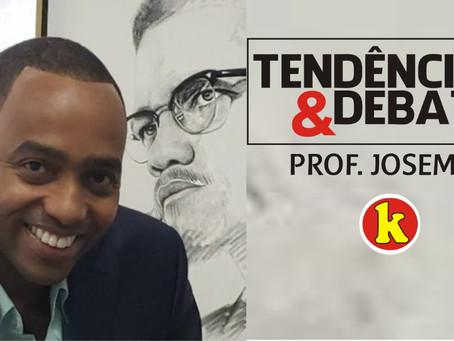 Prof. Josemar: 'O nosso desafio é seguir lutando'