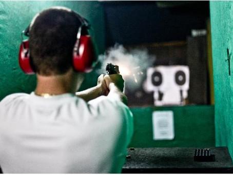 Efeito Bolsonaro? Cresce procura por aulas de tiro em Niterói