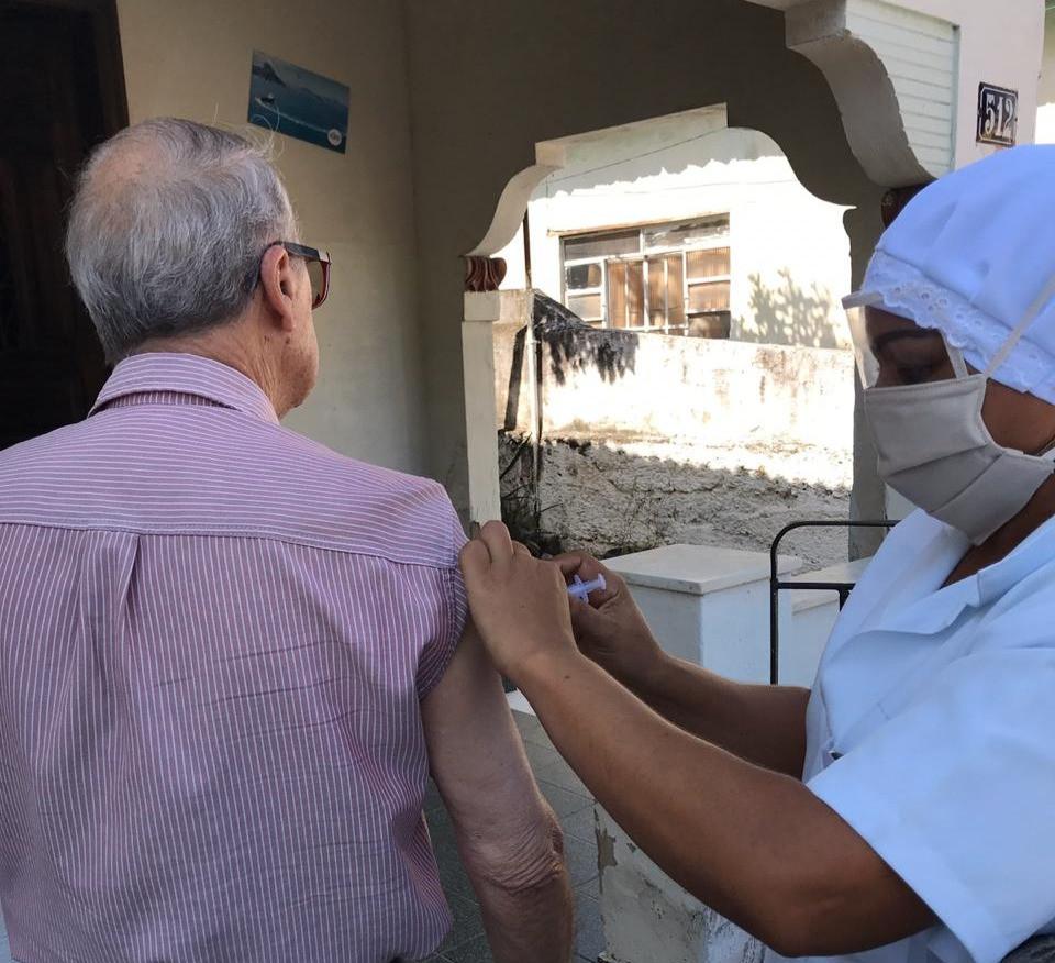 Equipe esteve na Rua Lenor, Porto Velho/Foto: Divulgação
