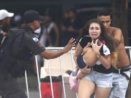 O silêncio do 'Maior do Mundo', por Victor Machado