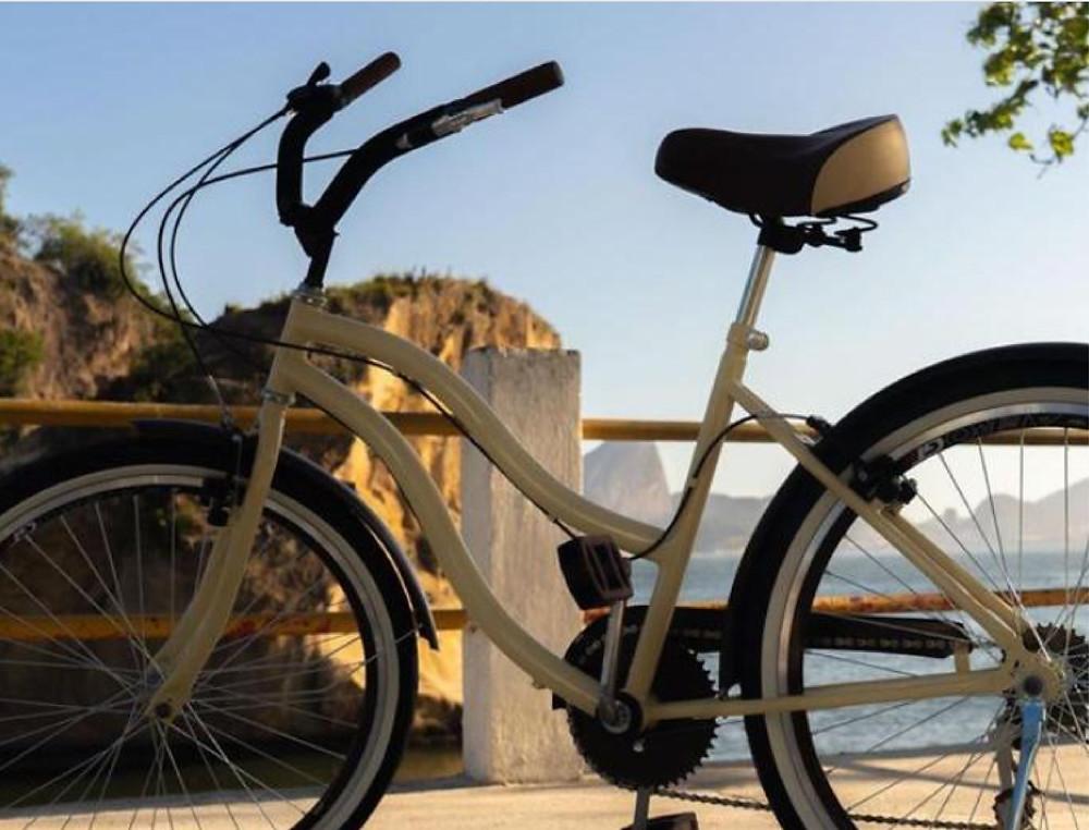 Modelo de sua bicicleta era parecida com esta da foto   Foto: Divulgação