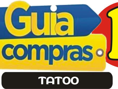 Guia de Compras Daki: Tatoo