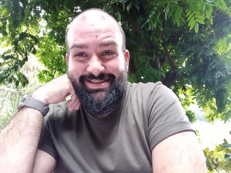 Jordão Pablo de Pão: 'Adoro o incômodo!' Por Regina Alves