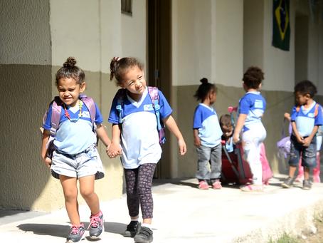 Rede municipal de ensino de São Gonçalo abriu pré-matrícula