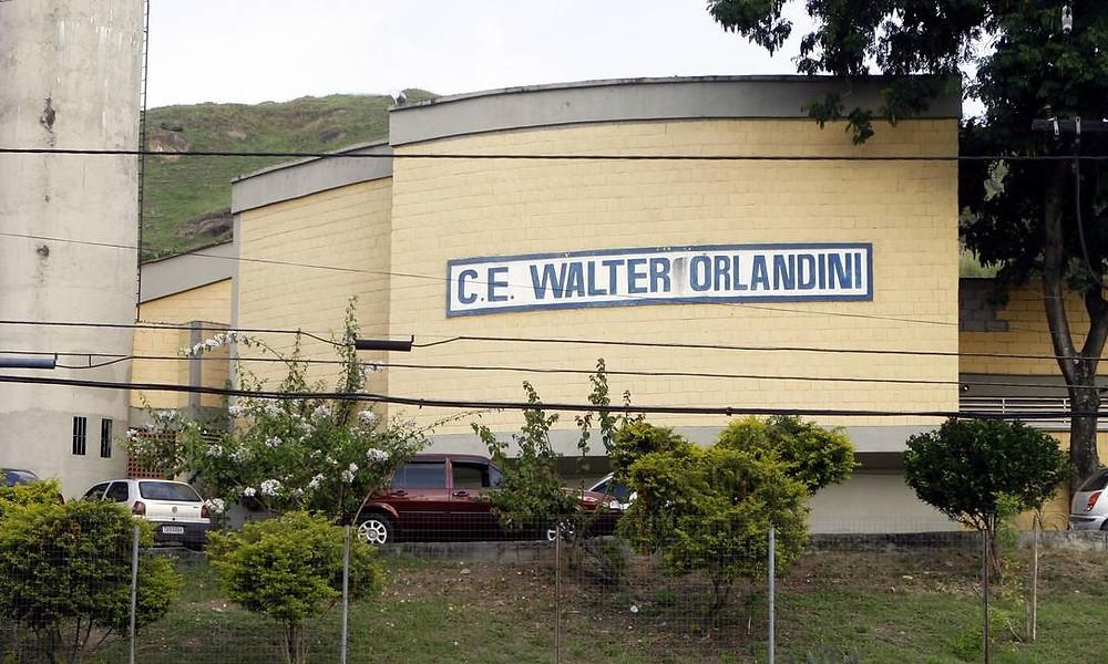 Escola Walter Orlandini, Patronato/Foto: Agência O Globo