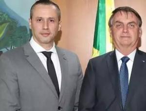 O nazista Roberto Alvim e o seu chefe, até o embaixador de Israel ordenar a demissão do então secretário de Cultura/Divulgação