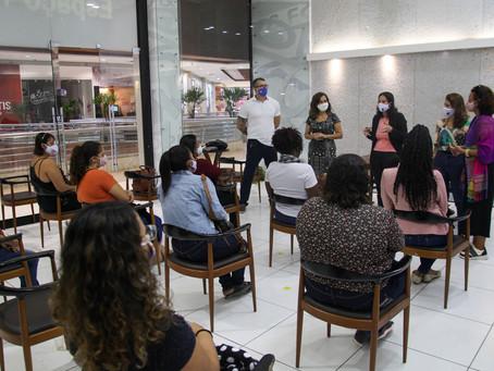Sebrae capacita mulheres empreendedoras em São Gonçalo