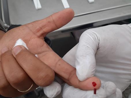 São Gonçalo faz campanha contra hepatites virais