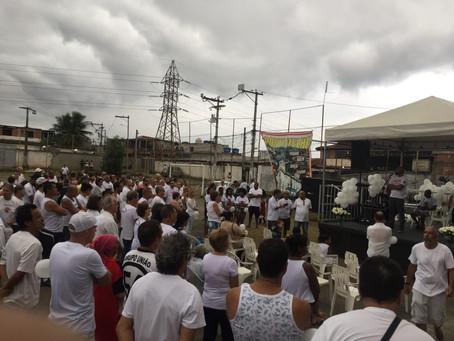 Porto Velho homenageia os mortos, celebra a vida e pede paz