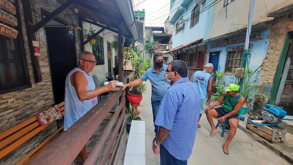 Nanci prometeu ampliar pavimentação/Foto: Divulgação