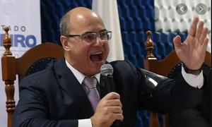 """Carlos Minc: """"Witzel pirou de vez!""""/Divulgação"""