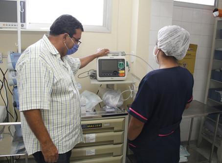 Hospital das Freiras, em Lagoinha, fará testagem para Covid-19