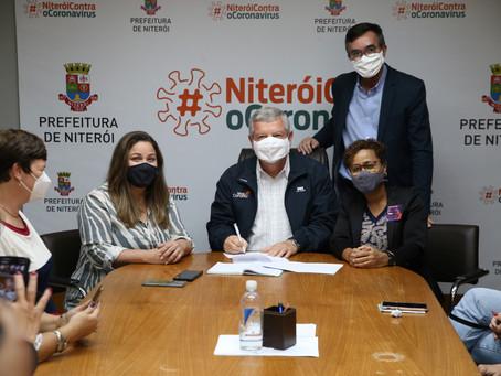 Mulheres vítimas de violência terão auxílio e vaga em hotel de Niterói